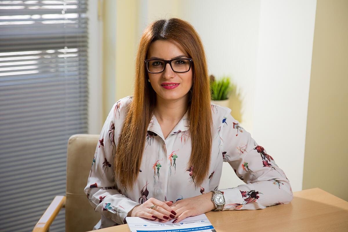 Echipa - Theodora Niculescu